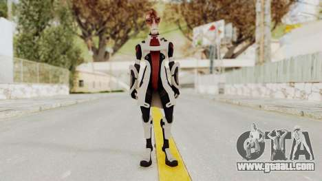 Mass Effect 2 Mordin Solus for GTA San Andreas second screenshot