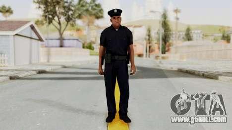 GTA 5 LA Cop for GTA San Andreas second screenshot