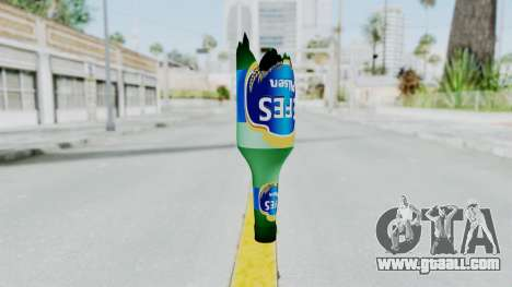 EFES Broken Bottle for GTA San Andreas