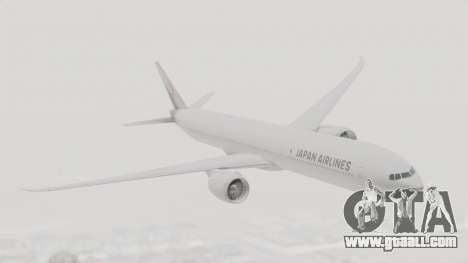 Boeing 777-9X Japan Airlines for GTA San Andreas