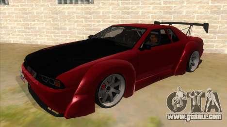 Elegy Tio Sam Style for GTA San Andreas