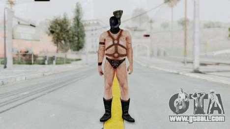 Manhunt 2 - Gimp Bouncer for GTA San Andreas second screenshot