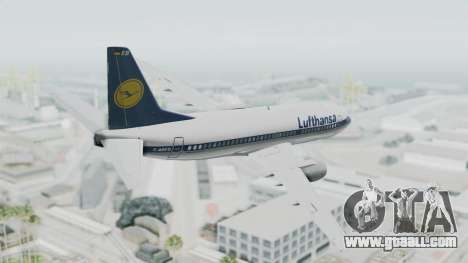 Boeing 737-300 for GTA San Andreas left view