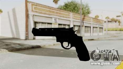 44 Magnum for GTA San Andreas third screenshot