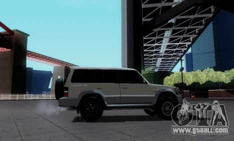 Mitsubishi Pajero 2 for GTA San Andreas
