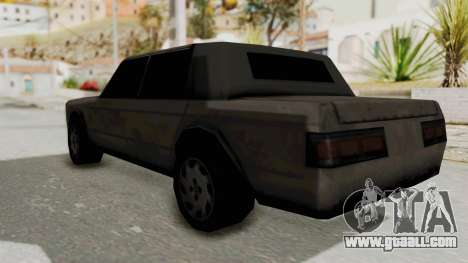 Greenwood from Manhunt for GTA San Andreas back left view