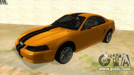 2003 Ford Mustang for GTA San Andreas
