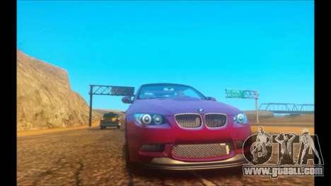 ENB NVIDIA 5.0 FINAL for GTA San Andreas third screenshot