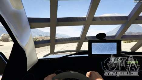 GTA 5 Volkswagen Amarok Apocalypse back view