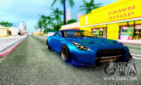ENB B.M.S. for GTA San Andreas