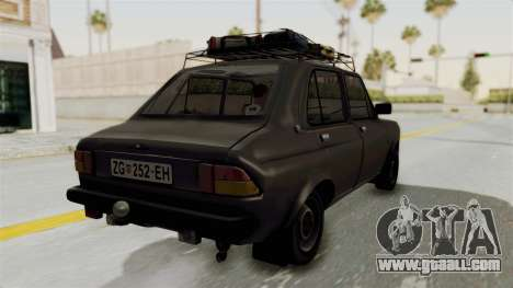Zastava 101 for GTA San Andreas right view
