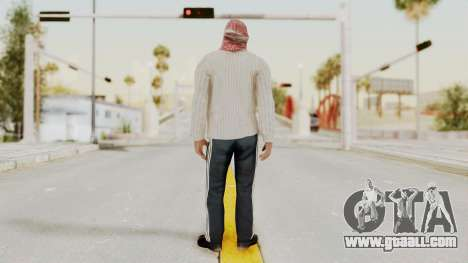Middle East Insurgent v1 for GTA San Andreas third screenshot