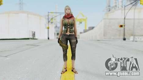 Counter Strike Online 2 - Mila for GTA San Andreas second screenshot