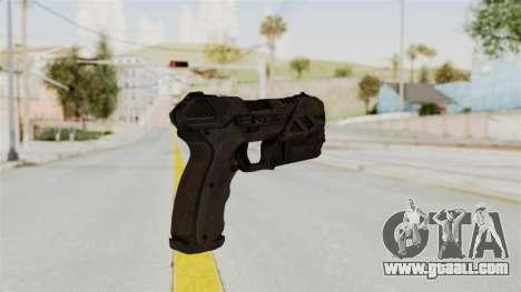 Black Ops 3 - MR6 Pistol for GTA San Andreas second screenshot