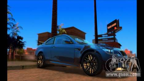 ENB NVIDIA 5.0 FINAL for GTA San Andreas second screenshot