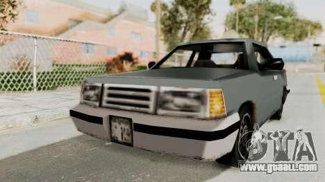 GTA 3 Corpse Manana for GTA San Andreas