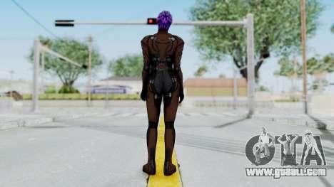Mass Effect 1 Asari Shiala Commando for GTA San Andreas third screenshot