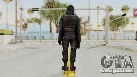 SAS from CSO2 for GTA San Andreas third screenshot