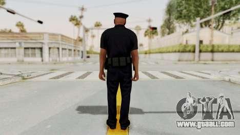 GTA 5 LA Cop for GTA San Andreas third screenshot