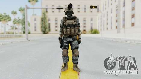 Battery Online Soldier 5 v1 for GTA San Andreas second screenshot