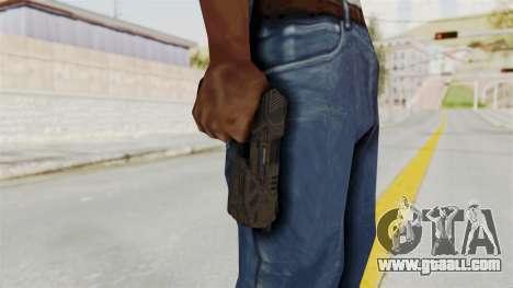 Black Ops 3 - MR6 Pistol for GTA San Andreas third screenshot