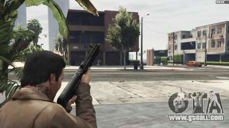 GTA 5 TAR-21 fourth screenshot