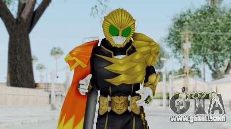 Kamen Rider Beast Falco for GTA San Andreas