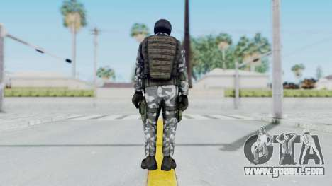 Black Mesa - HECU Marine v3 for GTA San Andreas third screenshot