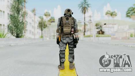 Battery Online Soldier 5 v1 for GTA San Andreas third screenshot