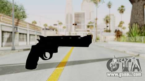 44 Magnum for GTA San Andreas second screenshot