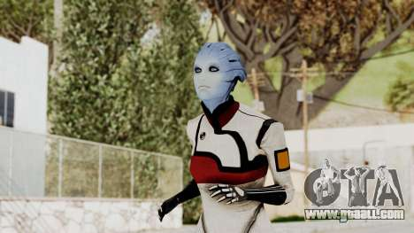 Mass Effect 2 Rana Thanoptis for GTA San Andreas