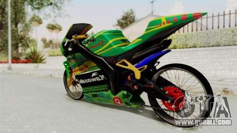 Kawasaki Ninja ZXRR56R for GTA San Andreas