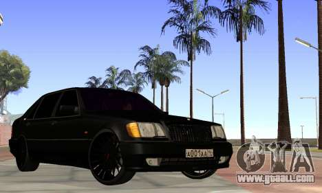 Wheels Pack from Jamik0500 for GTA San Andreas sixth screenshot
