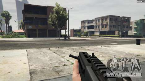 GTA 5 TAR-21 sixth screenshot