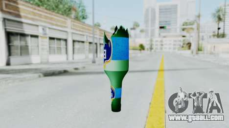 EFES Broken Bottle for GTA San Andreas second screenshot