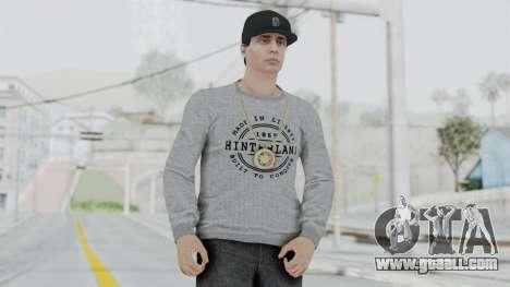 Lowriders Custom Classics DLC Male for GTA San Andreas