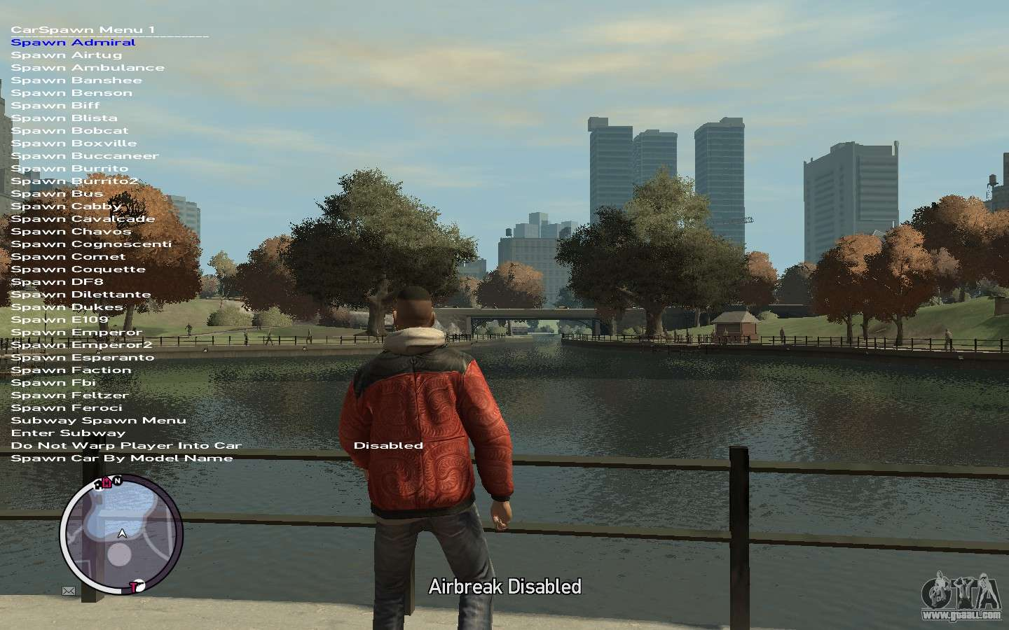 патч gta 4 episodes from liberty city rus