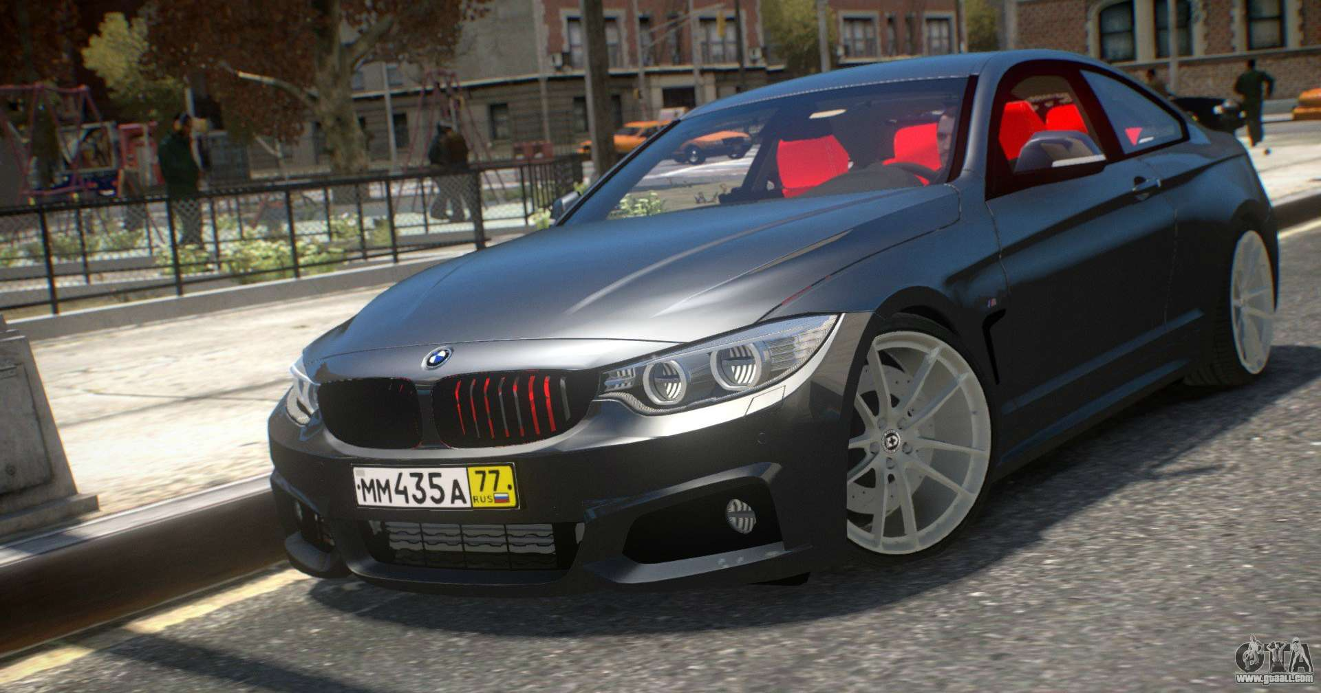 BMW I Coupe For GTA - 435i bmw coupe