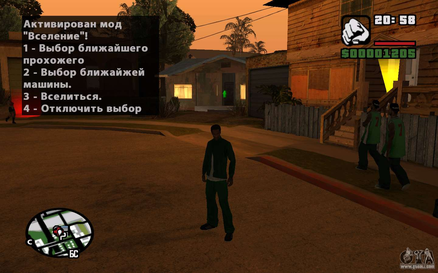 cleo gta san andreas pc startimes