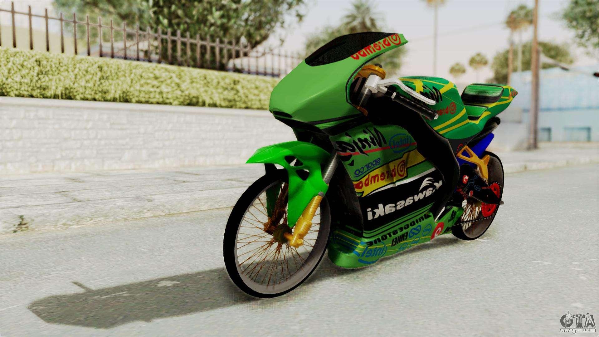 Ninja 250 Modif Touring - Pecinta Dunia Otomotif
