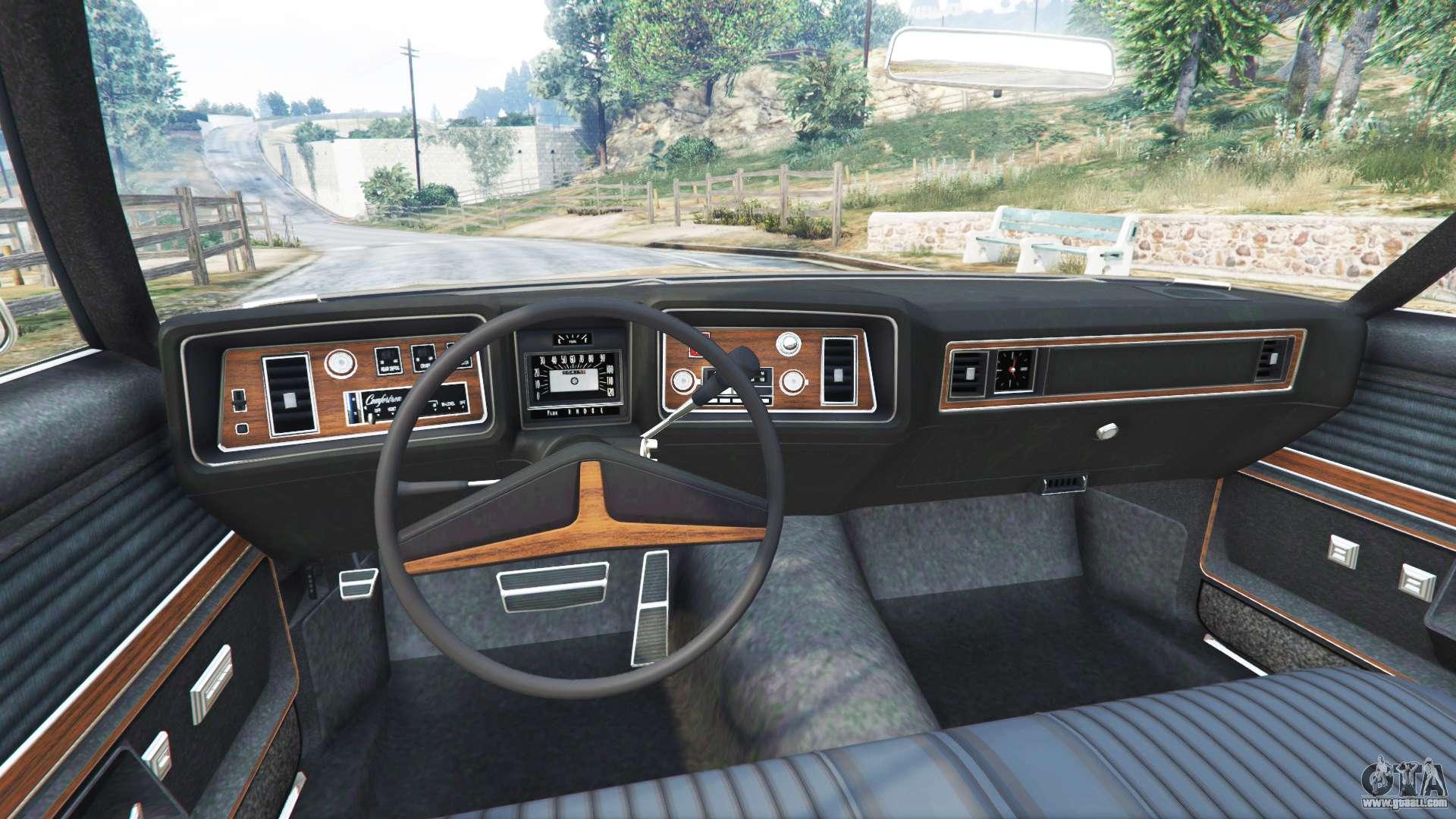Oldsmobile Delta 88 1973 V2 0 For Gta 5