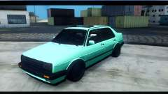 Volkswagen Jetta Mk2 for GTA San Andreas