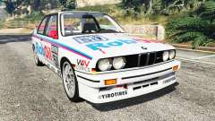 BMW M3 (E30) 1991 v1.3 for GTA 5