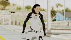 ME3 Dr. Eva Custom Miranda Castsuit