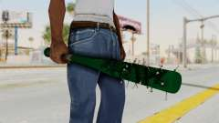 Nail Baseball Bat v1 for GTA San Andreas