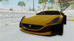 Rimac Concept One for GTA San Andreas