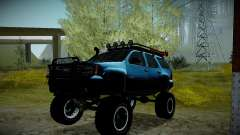 Chevrolet Tahoe LTZ 4x4 for GTA San Andreas