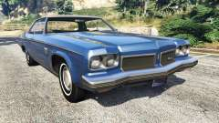 Oldsmobile Delta 88 1973 v2.0 for GTA 5