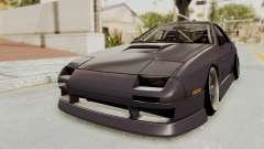 Mazda RX-7 1990 (FC3S) Cordelia Glauca Itasha for GTA San Andreas