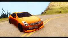 Infiniti G35 for GTA San Andreas